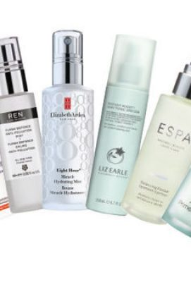 The Best Fresh Mists for Summers